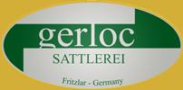 Sattlerei gerloc Logo